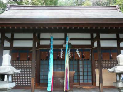 池田歴史探訪:五社神社