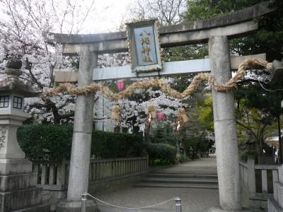 池田歴史探訪:八坂神社