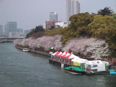 旅記録日帰り編2008 大阪〔天満橋編〕