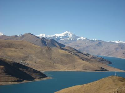 2007年末年始に行ってきました。チベット?(ヤムドク湖、ギャンツェ編)