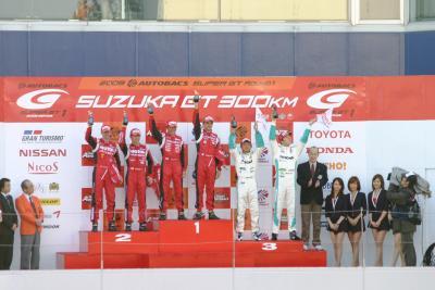 −2008−スーパーGT開幕戦 in鈴鹿サーキット