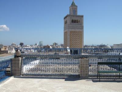 チュニジア旅行記【1】首都チュニス