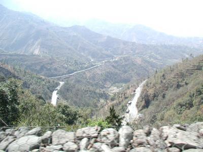 憧れのネパールヒマラヤトレッキング・・・?ポカラからカトマンドゥへ