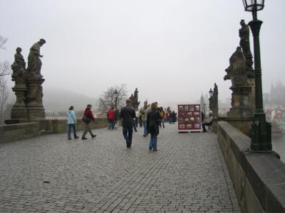 チェコ、オーストリア、ハンガリー旅行記 プラハ編 (チェコ)