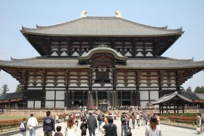 京都御所春季一般公開と嵐山・嵯峨野と奈良公園の1泊2日強行散策 その3