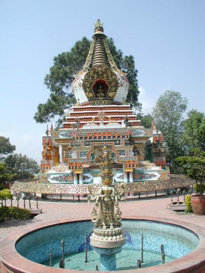 憧れのネパールヒマラヤトレッキング・・・22 カトマンドゥ・コパン地区・タメル地区