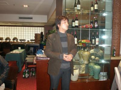 延辺日本人会 1 臨時総会 延辺日本商工クラブ準備委員会発足