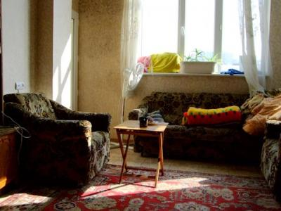 アルメニアのエレヴァンでのホームステイ。
