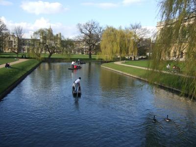 CAMBRIDGEで癒されよう♪