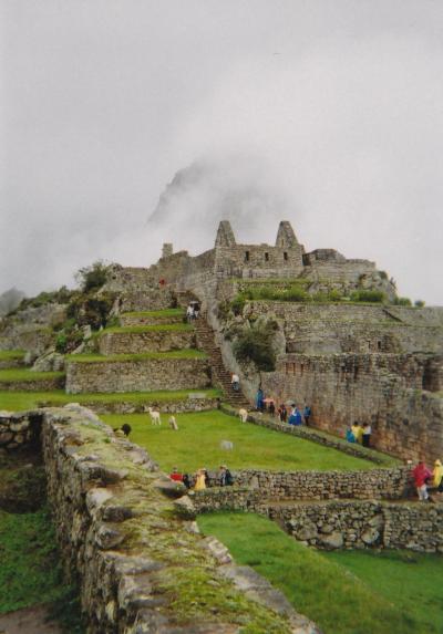 ペルー旅行(クスコ~マチュピチュ~リマ~ナスカの地上絵)