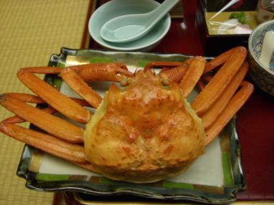 延楽の夕食