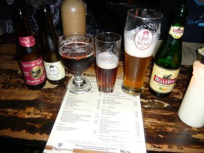 ビール旅(8) アントワープ編