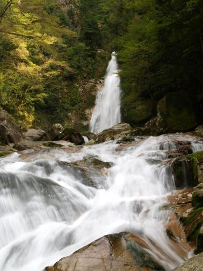 秘境・十津川村の旅? 滝めぐりシリーズ58 日本の滝100選・笹の滝