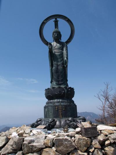 秘境・十津川村の旅? 釈迦ヶ岳登山