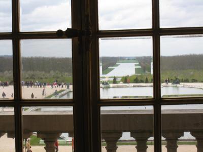 ヴェルサイユ宮殿(フランス世界遺産めぐり4日目②)