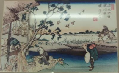 中山道NO-3大宮宿から桶川宿へ