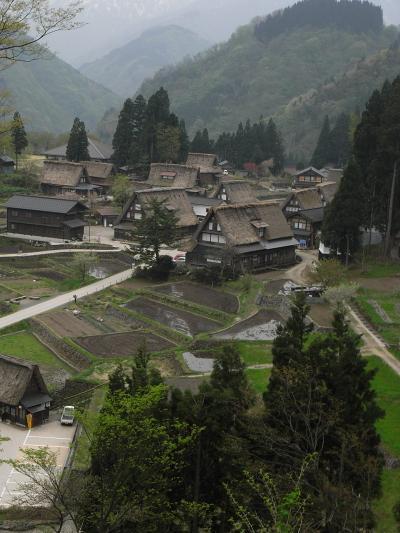 2008年 五箇山
