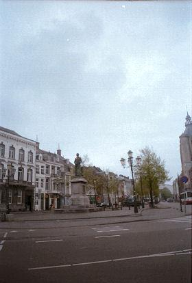 プラハ+オランダ・ベルギー周遊の旅 マーストリヒト