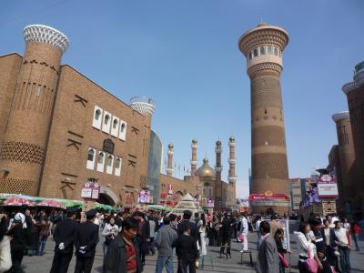 中国・新疆訪問記 「ユーラシアの中心(へそ)」 維吾爾(ウィグル)の省都烏魯木斉へ
