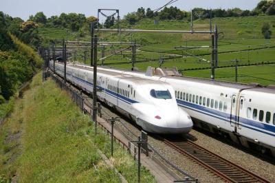 新幹線撮影日記 掛川~静岡 間&浜松駅