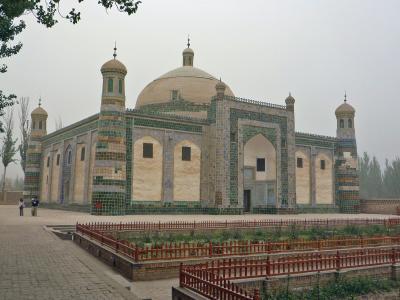中国・新疆訪問記 「シルクロードの交差路」 喀什噶爾?やっと到着