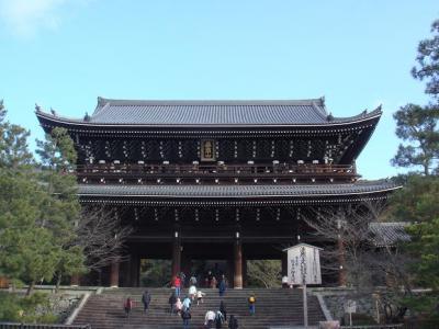 2008冬京都・知恩院編