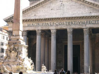 【世界遺産見聞録002】ローマ歴史地区、教皇領とサン・パオロ・フオーリ・レ・ムーラ大聖堂