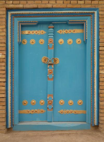 中国・新疆訪問記 「シルクロードの交差路」 喀什噶爾?ユスフ・ハス・ハジブ廟へ