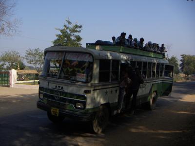 西インド疾走の旅② ラナクプール~ファテープルシークリー