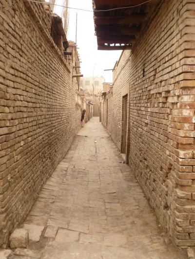 中国・新疆訪問記 「シルクロードの交差路」 喀什噶爾?香妃墓と日曜巴礼へ