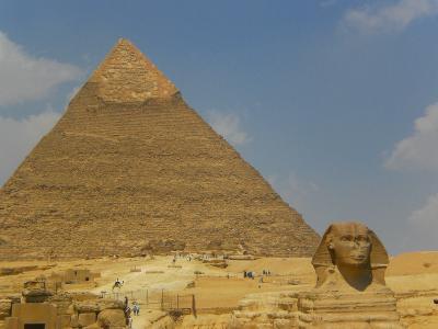 ★★GWエジプト周遊その6★7日目:ギザ、カイロ考古学博物館