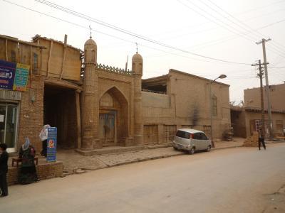 中国・新疆訪問記 「シルクロードの交差路」 喀什噶爾?職人通りから老街へ