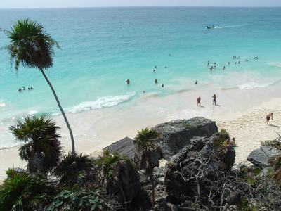 2008海&遺跡&穴 !Mexicoサイコー!:キンタナ・ロー州(2)
