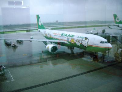 10日間のGW旅行10日目(台北) 長い旅も終了。いよいよ帰国。