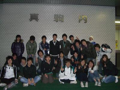 新歓ホス2008