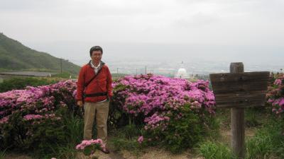 ミヤマキリシマ満開の仙酔峡へ