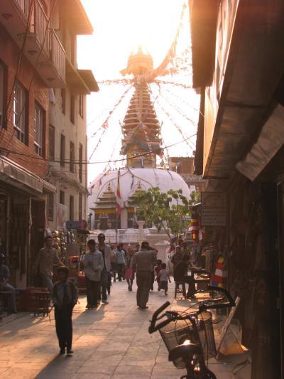 インド・ネパール一人旅 ~カトマンドゥ再び~