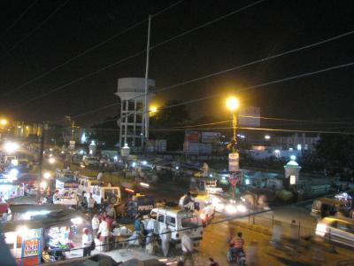 インド・ネパール一人旅 ~ゴラクプル~