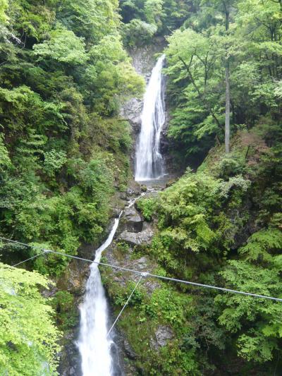 滝紀行◆日本の滝百選 ・原不動滝(兵庫県宍粟市)