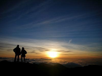 マウイ島で朝日を見よう