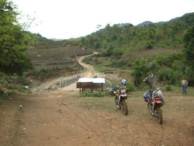 ミャンマー・タイ北部