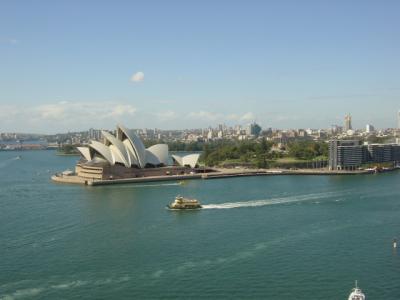 2003 自然の宝庫 オーストラリア 3 大好きな街シドニー