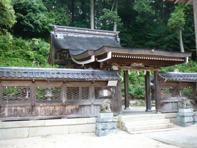 古代近江王朝ロマンの旅:田中神社