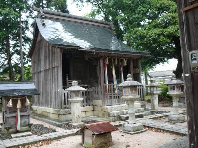 古代近江王朝ロマンの旅:三重生神社