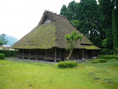 古代近江王朝ロマンの旅:山神社、朽木郷土資料館、朽木陣屋跡