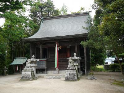 古代近江王朝ロマンの旅:日吉神社