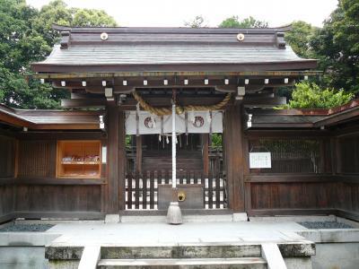 古代近江王朝ロマンの旅:藤樹神社