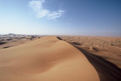 砂漠の散歩!!