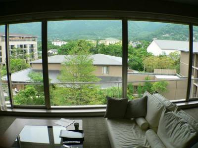 VIALA箱根翡翠 スィート1のお部屋