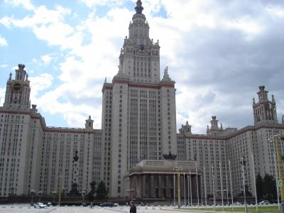 モスクワ、自由旅